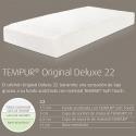 Colchón Original Deluxe 22 Tempur