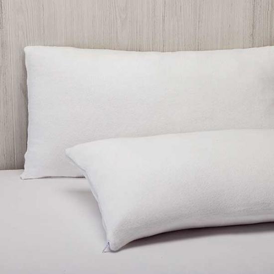 Funda de almohada rizo elástico de Pikolin Home