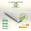 Almohada Cervical Multitalla Arval